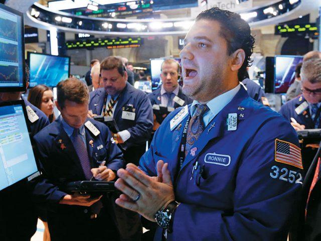 Recordando el pasado: la caída bursátil de 2008