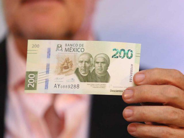 Adiós Sor Juana. Este es el nuevo billete de 200 pesos.