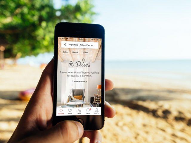 Airbnb tiene en la mira un nuevo destino: cotizar en bolsa