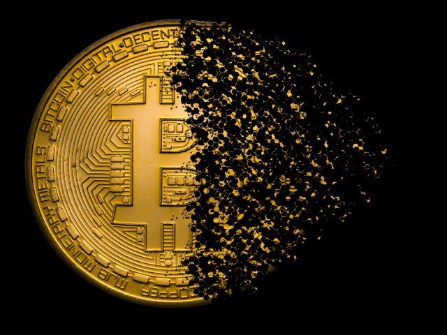 Bitcoin debuta y decepciona