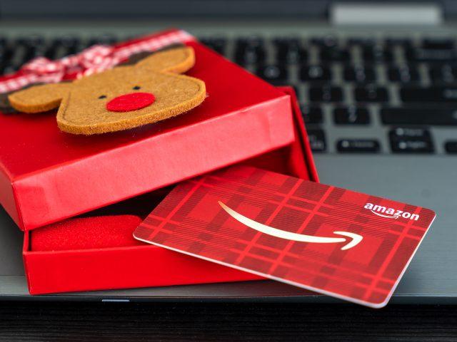 Se disparan las acciones de Amazon en época navideña