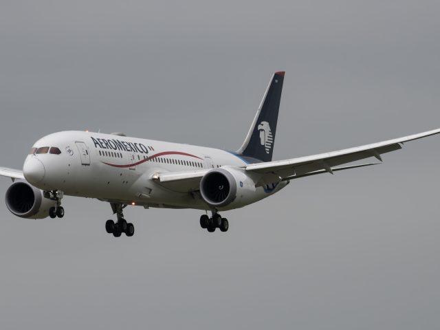 Aeroméxico busca una salida a la crisis