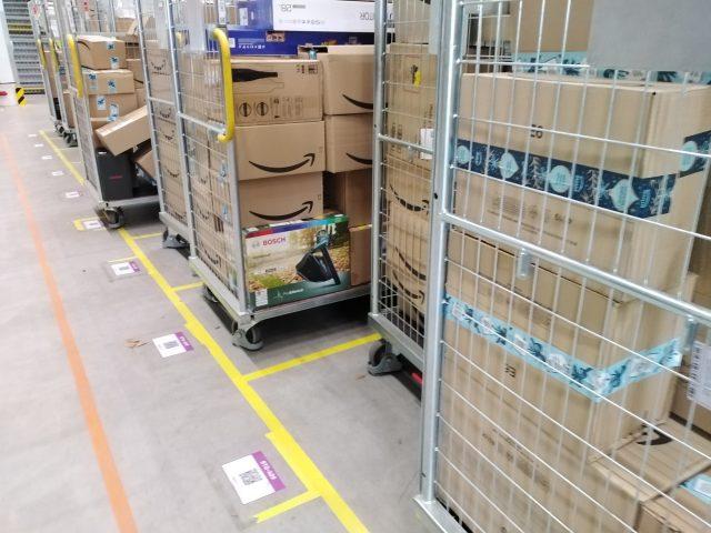 Amazon va tras centros comerciales… para convertirlos en bodegas