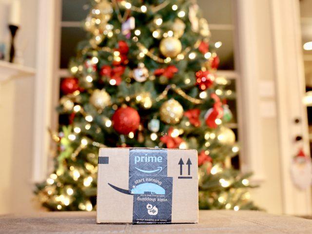 Amazon, adelanta su Navidad