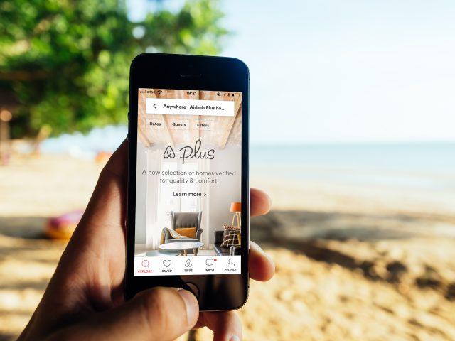 Airbnb alista su debut en la Bolsa