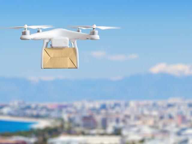 Drones, la revolución del e-commerce
