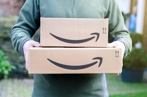 Amazon, el nuevo servicio postal