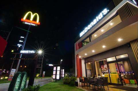 Le pega Delta a McDonald's