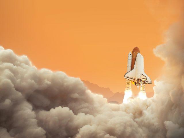 Rusia se podría estar rezagando en la carrera espacial.